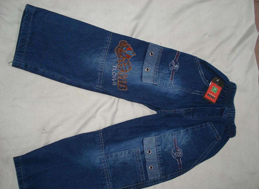 儿童牛仔裤 - 津威服装 (中国 广西 生产商) - 儿童