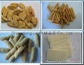 puffed food machinery Double screw Extruder Inflating Snacks Food ProcessingLine