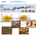 SNACKS FOOD EXTRUDER/crispy corn flakes/rice/breakfast cereals machinery