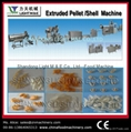 pellet/ chips/ extruder frying food machinery food processing line