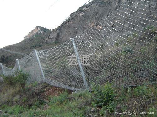 邊坡防護網 1