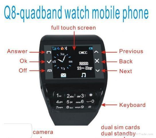 T-Mobile Cell Phone Watch