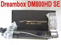 New Dreambox Satellite Receiver DM800 DM800HD DM800SE BL80 Geminin 5.1 Sim 2.10