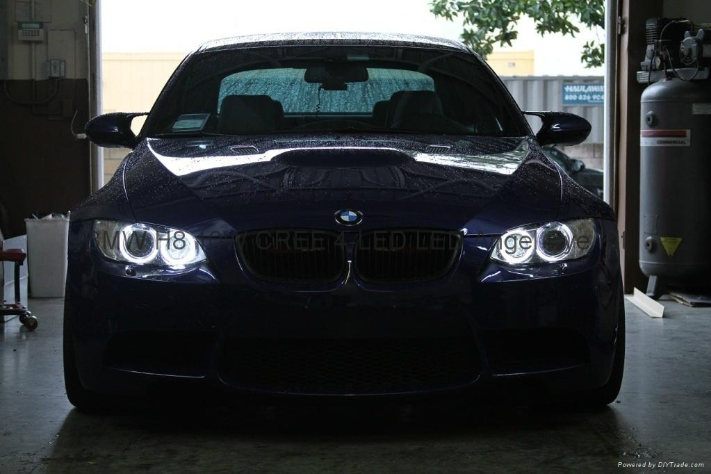 ... H8 10W 4 LED Angel Eye Halo Light Error Free BMW E92 coupe M3 E93 E70 & H8 10W 4 LED Angel Eye Halo Light Error Free BMW E92 coupe M3 E93 ... azcodes.com
