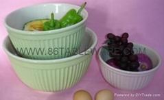 3pc mixing bowls