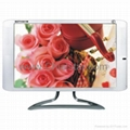 "Patent TFT LCD 19"" A+ grade(16:10)white wide screen monitor"
