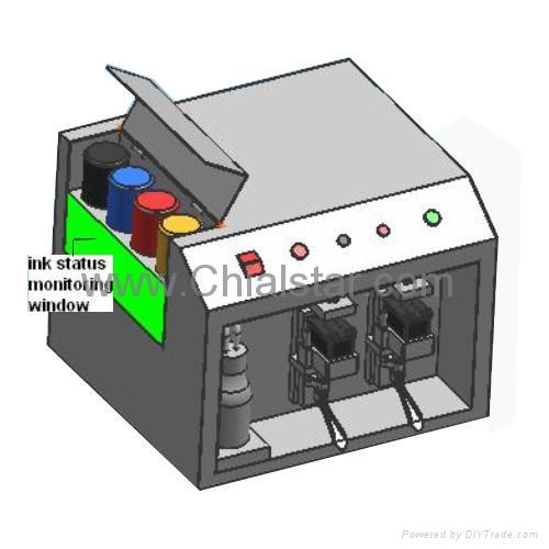 ink cartridge filling machine
