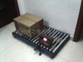 滚筒式无动力电子台秤 1