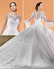 婚纱,礼服