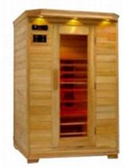 Healthy far infrared sauna room
