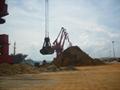 API drilling grade barite lump