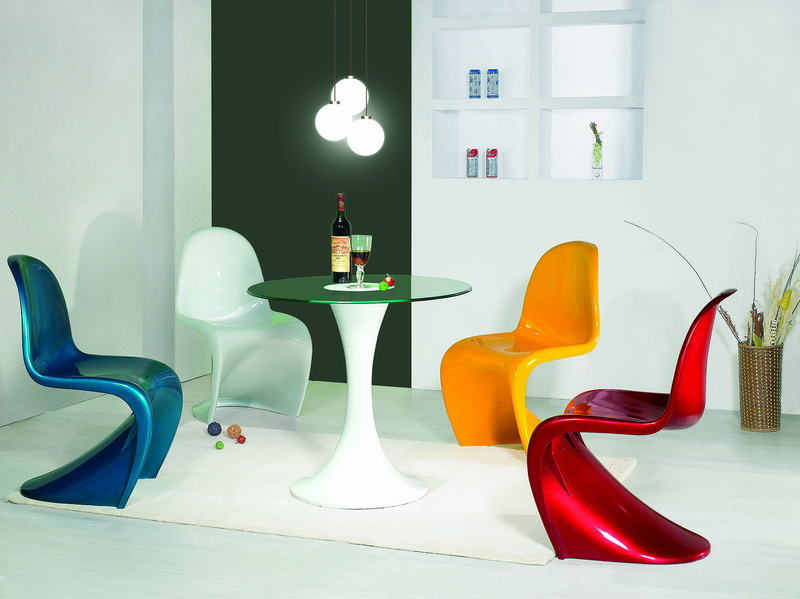 Panton chair bar stool coffee chair a106 a106m china for Sedie design furniture e commerce
