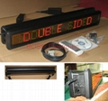 LED double-sided display