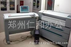 奧西工程複印機 1