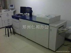 施乐彩色打印机