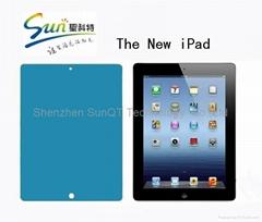 蘋果iPad3保護膜 高清透明防刮膜