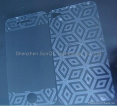 3D Perfect Romantic Lovely Sreen Protector for Iphone 4/4s