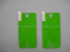 New Arrival  Hotest Colorful Screen Protector For Iphone 4G/4GS