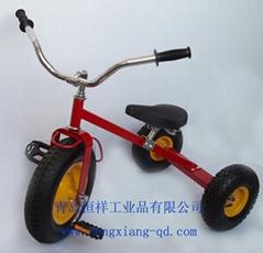 儿童三轮车/童车