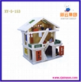 Wooden Toys,Wooden Natural House 1