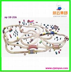 Wooden Toys, Train Set