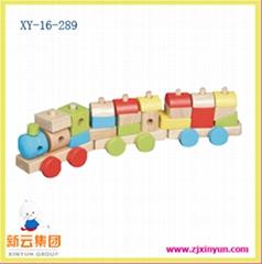 木製玩具,木製火車