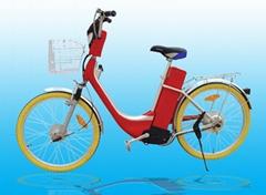 electric bike TDL606Z