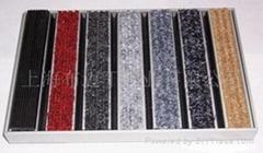 防尘地垫,防尘地毯,铝合金除尘垫,铝合金除尘地垫,铝合金门厅