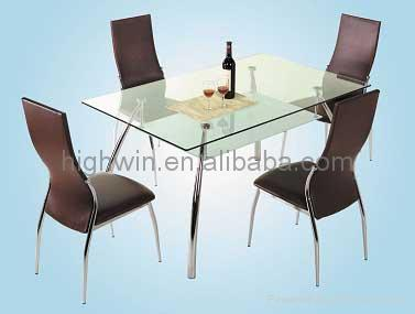 dining table(HWT-001)&Dining chair(HWC-012) 1