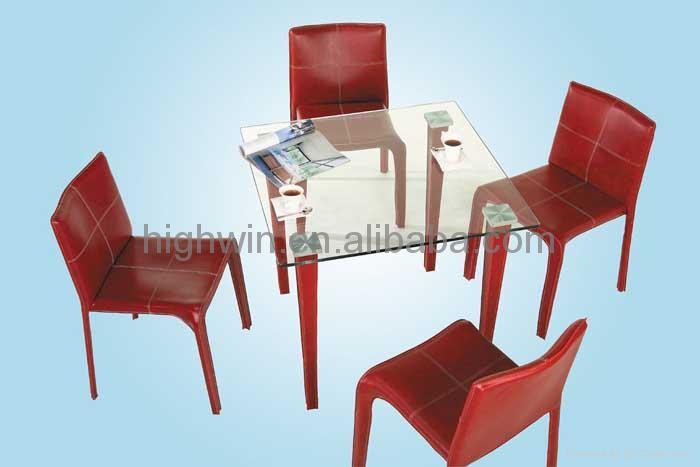 DINING TABLE(HWT-008)&DININNG CHAIR(HWC-043) 1
