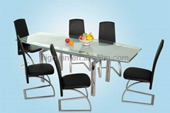 EXTENDSION TABLE(HWT-065)&DINING CHAIR(HWC-059)