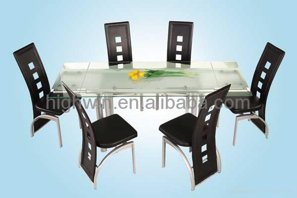 Dining table(HWT-079)&dining chair(HWC-025) 1