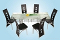 Dining table(HWT-079)&dining