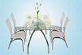 dining table(hwt-036)&dining chair