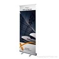 roll up banner--model 2