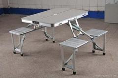 長期供應鋁合金折疊桌椅
