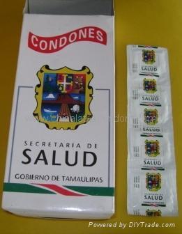 China high quality condom  1