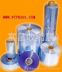 PVC包装薄膜|收缩胶袋|吸塑包装袋