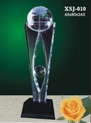 水晶獎杯(022)