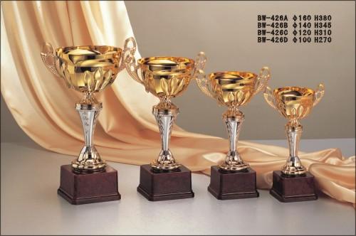 金屬獎杯 1