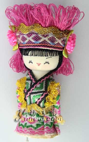 民族娃娃 3