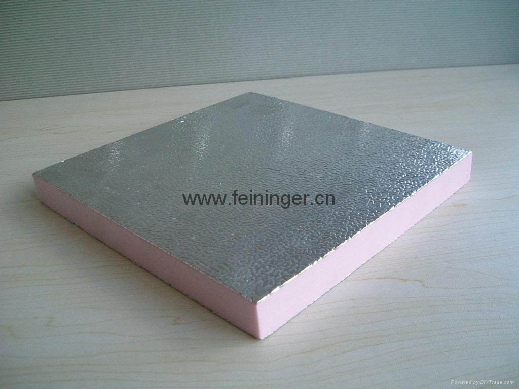 Aluminum Xps Foam Board Feininger China Manufacturer