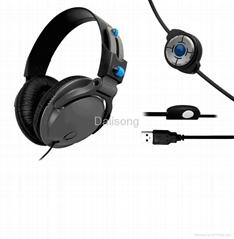 USB Headphones