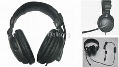 USB Vibration Headphone