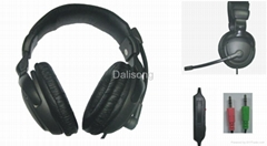 Vibration Headphone