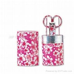 manicure set,aluminum case manicure set,groom kit