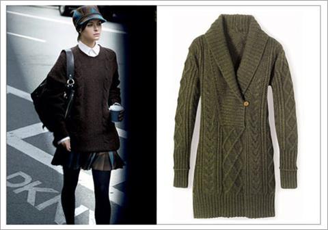 Ladies' Fashion Sweaters 2