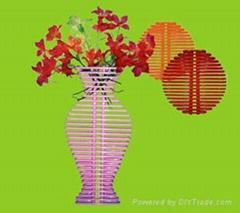 Craft vase radiator