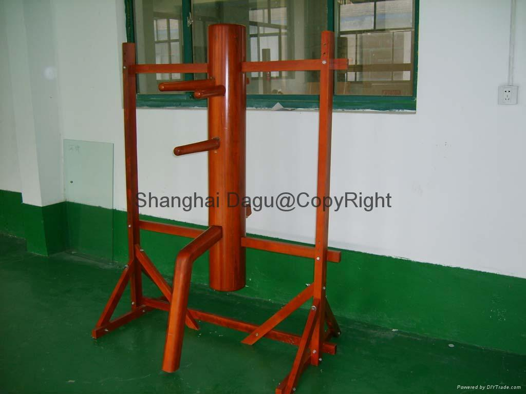 Wing Chun Wooden Dummy - DA-C01 - DAGU (China Manufacturer