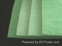 各種初,中,高效過濾棉,工業用濾布,過濾用無紡布等過濾產品。